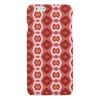 Colorful vertical pattern iPhone 6 plus case