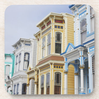 colorful Victorian home in Mission District Coaster