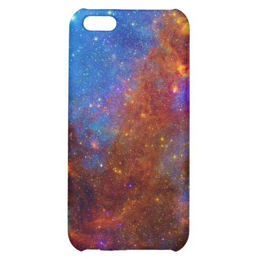 Colorful View of the North American Nebula iPhone 5C Cover