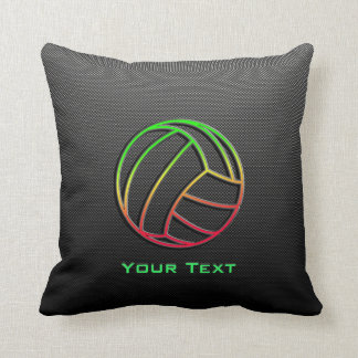 Colorful Volleyball Cushion