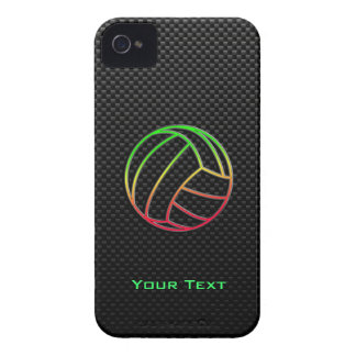 Colorful Volleyball iPhone 4 Case