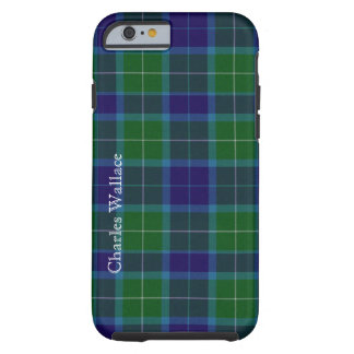Colorful Wallace Tartan Plaid iPhone 6 Case
