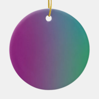 Colorful Wallpaper on an Ornament