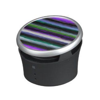 Colorful Watercolor Abstract Speaker