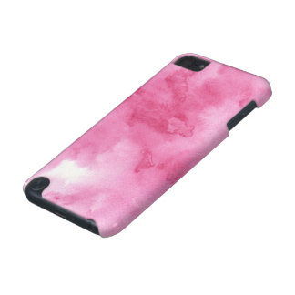 colorful watercolor background for your 2 iPod touch (5th generation) case