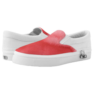 colorful watercolor background for your 3 2 Slip-On shoes