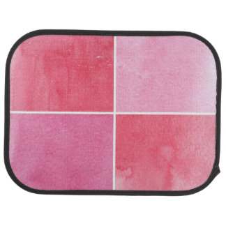 colorful watercolor background for your 3 car mat