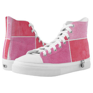 colorful watercolor background for your 3 high tops