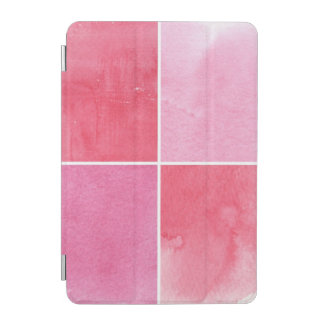 colorful watercolor background for your 3 iPad mini cover