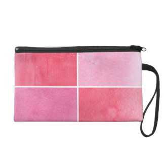 colorful watercolor background for your 3 wristlet