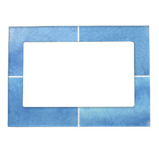 colorful watercolor background for your 4 magnetic picture frame