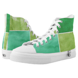 colorful watercolor background for your 6 high tops