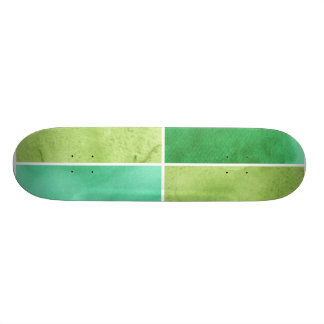 colorful watercolor background for your 6 skate boards