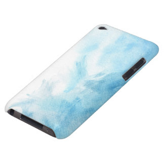colorful watercolor background for your barely there iPod cover