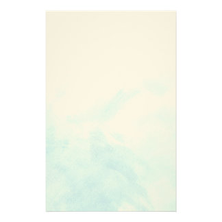 colorful watercolor background for your stationery