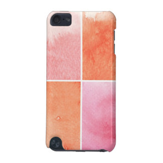 colorful watercolor iPod touch (5th generation) cases