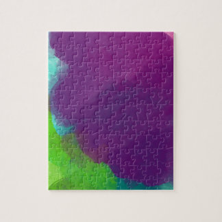 Colorful Watercolor Jigsaw Puzzle