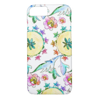 Colorful Watercolor Pattern iPhone 7 case