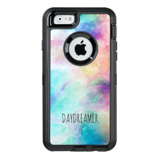 Colorful Watercolors Background Daydreamer OtterBox iPhone 6/6s Case