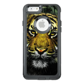 Colorful Wildlife Tiger Wildcat OtterBox iPhone 6/6s Case