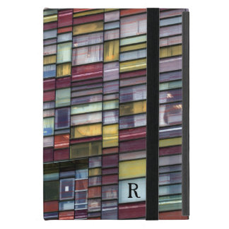 Colorful Windows Architecture Abstract Personalize iPad Mini Covers