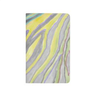 Colorful Zebra Journal