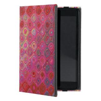 Colorfull Artistic Retro Pattern Ipad mini case