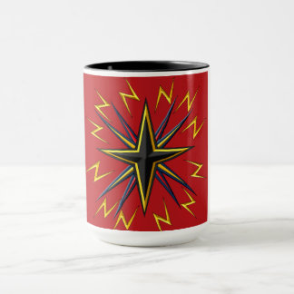 colorfull coffee cup