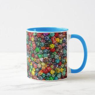 Colorfull Dice Mug