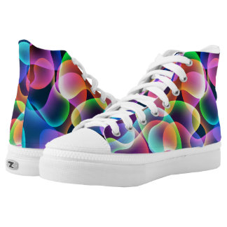 colorfull high tops