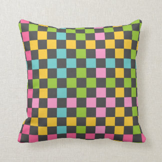 Colorfull Pattern Cushion
