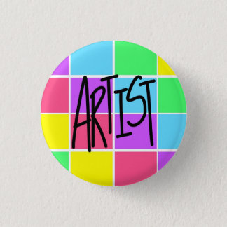 ColorFUN Artist Round Button