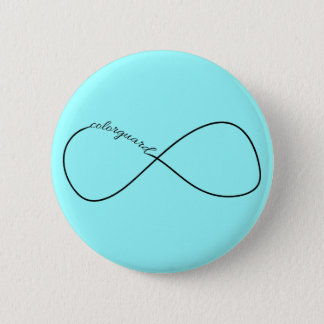 Colorguard Infinity 6 Cm Round Badge