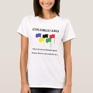 Colorguard Olympic Tee
