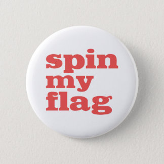 Colorguard - Spin My Flag 6 Cm Round Badge