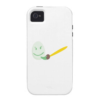 Coloring Easter Egg Case-Mate iPhone 4 Case