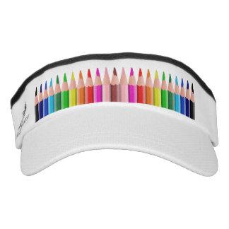 Coloring Pencils visor