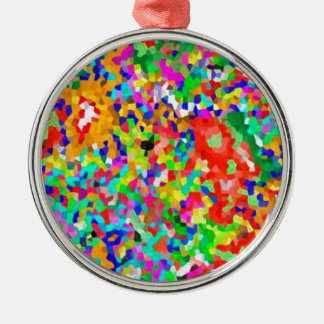 ColorMANIA ARTISTIC Creation:  lowprice GIFTS ZAZZ Christmas Tree Ornament