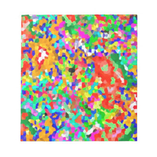 ColorMANIA ARTISTIC Creation:  lowprice GIFTS ZAZZ Notepads
