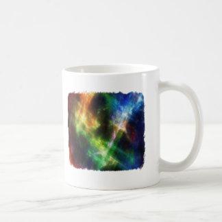 Colors 1 basic white mug