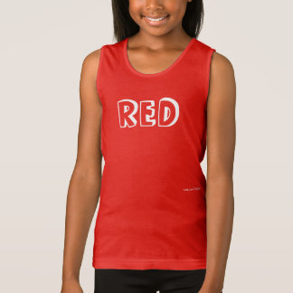 Colors 26 tank top