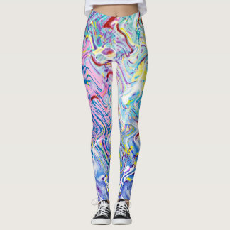 Colors♥ festival leggings