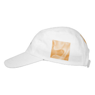 colors in motion,peach (I) Hat