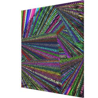 Colors in Revolution (C) Gallery Wrap Canvas