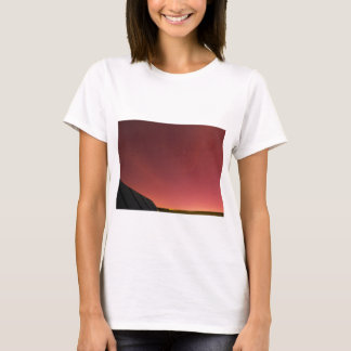 colors in the night sky T-Shirt