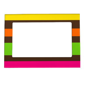 Colors Magnetic Photo Frames