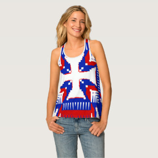 Colors of a Nation 2 Tank Top