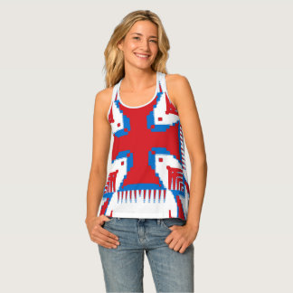 Colors of a Nation Tank Top