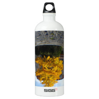 Colors of Autumn Gingko tree, crystal ball SIGG Traveller 1.0L Water Bottle