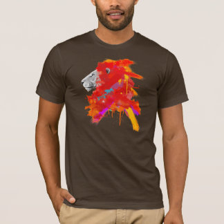 Colors of Courage (for dark shirts) T-Shirt